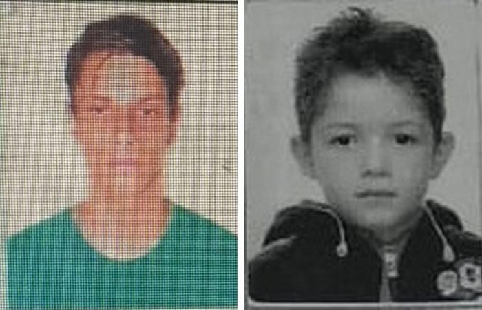 Luiz Henrique de Castro (esquerda), 25 anos; e Gilherme Taucci Monteiro (direita), 17 anos. Fotos: Arquivo Pessoal