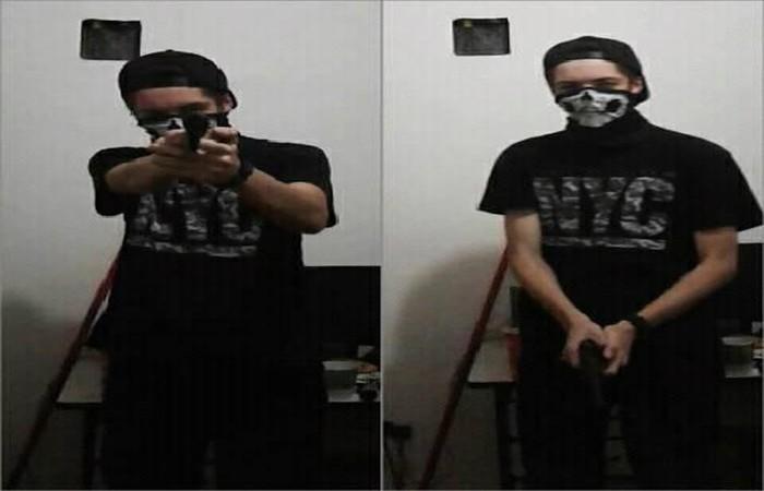 Resultado de imagem para Armas, violência e ódio: o perfil dos assassinos de Suzano nas redes sociais
