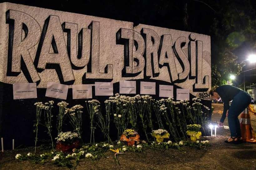 A cidade, com mais de 1,3 milhão de habitantes, se prepara para o luto oficial de três dias e o velório coletivo. Foto: Nelson Almeida/AFP