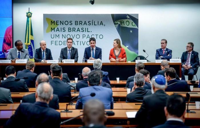 Redistribuição da arrecadação financeira em prol dos municípios tem apoio do governo Bolsonaro (Foto: Douglas Gomes / Câmara dos Deputados)