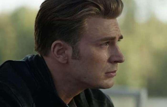 Chris Evans como Capitão América em Vingadores: Ultimato. Foto: Marvel Studios/ Divulgação