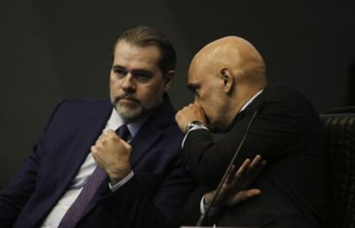 Toffoli designou o ministro Alexandre de Moraes para presidir o inquérito. Foto: Arquivo/Agência Brasil