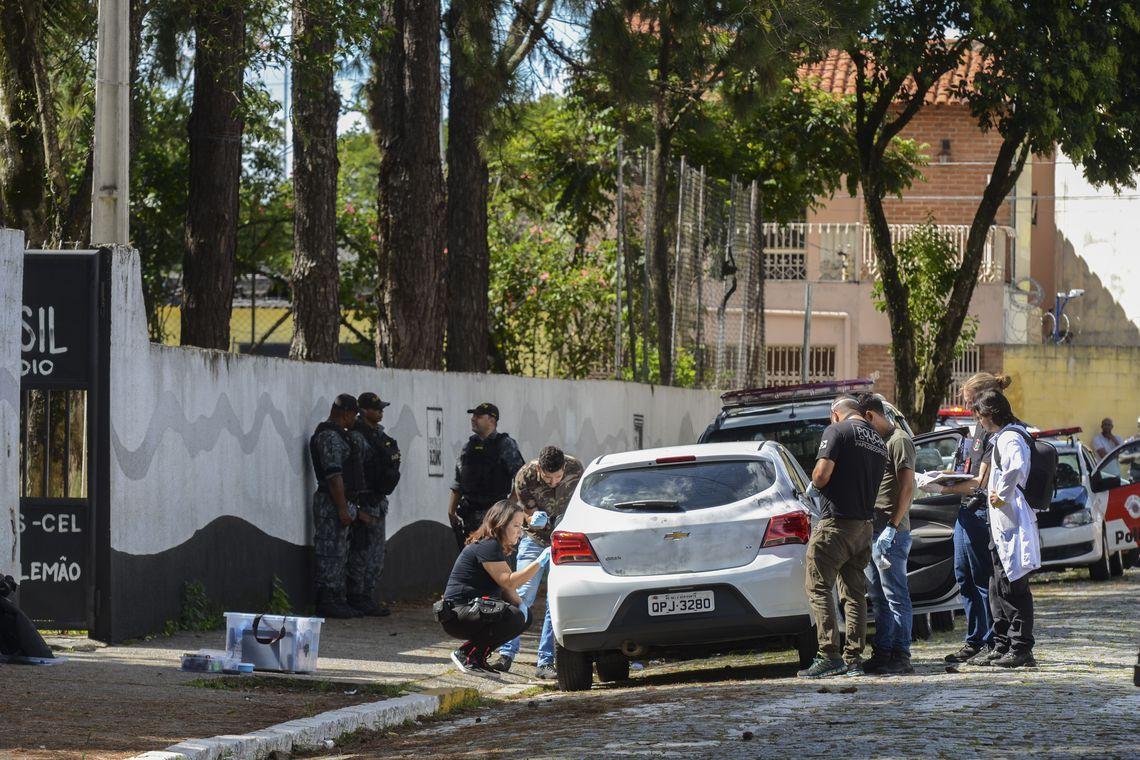 Testemunhas prestam depoimentos e computadores são analisados. Foto: Rovena Rosa/Agência Brasil