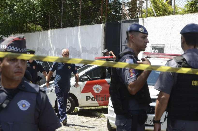 O jovem teria auxiliado na compra de equipamentos utilizados durante o crime, adquiridos por meio do comércio virtual. Foto: Rovena Rosa/Agência Brasil