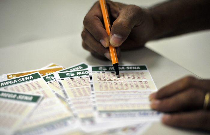 Apostas podem ser feitas até as 19h (horário de Brasília). Foto: Marcello Casal Jr./Agência Brasil