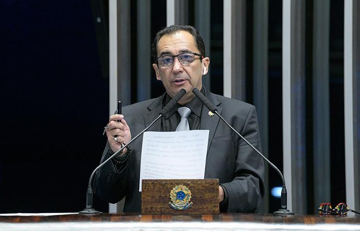 Gilmar pede provid�ncias a Toffoli sobre declara��es de senador Kajuru � imprensa