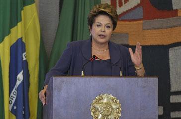 A popularidade do governo é melhor na Região Nordeste, onde 43% dos entrevistados consideram o governo ótimo ou bom (Antônio Cruz/ABr)