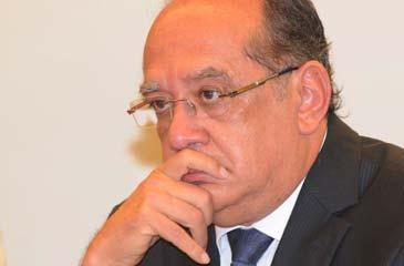 Ministro do Supremo Tribunal Federal questionou, ainda, a criação de novos tribunais regionais federais (TRFs)  (Carlos Moura/CB/D.A Press)