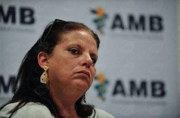 Ramona Rodriguez deixou o programa por não concordar que os profissionais cubanos recebessem, na época, US$ 400 (Marcelo Camargo/Agencia Brasil)