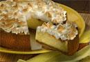 Sobremesa cítrica para o Dia dos Pais. Estrela da M. Dias Branco sugere torta de limão para o próximo domingo (11) (M. Dias Branco/Divulgação)