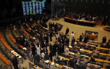 Se aprovada proposta da Assembleia Legislativa do Amazonas, Pernambuco perderia até  duas vagas na Câmara Federal  (Carlos Moura/CB/D.A Press)