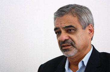 O presidente do partido, Rui Falcão, informou aos presentes na reunião que a direção iria intervir no diretório do Recife (Lais Telles/Esp. DP/D.A Press)