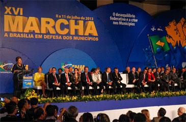 Levantamento do IBGE mostra que as prefeituras pernambucanas elevaram em 54 mil o número de funcionários (Roberto Stuckert Filho/PR)
