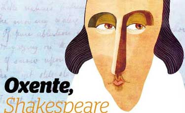 Pernambucanos revelam influ�ncia de Shakespeare (Arte/DP/D.A Press)