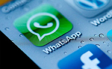 WhatsApp alcan�a 500 milh�es de usu�rios no mundo (AFP Photo)