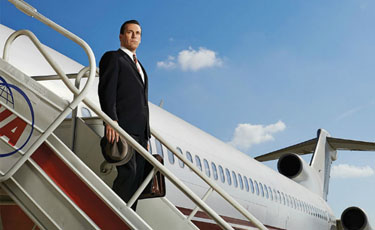 Reta final de Mad men gera incertezas sobre protagonista (AMC/Divulga��o)