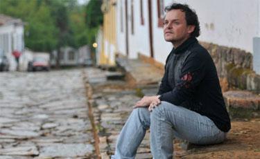 Matheus Nachtergaele fala sobre direção de grupo de teatro mineiro (Juarez Rodrigues/EM/D.A. Press)