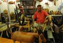 Exposição de Mestre Nado no Paço (Edvaldo Rodrigues/DP/D.A Press)