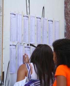 MPF pede anulação da redação do Enem (Peu Ricardo/DP)