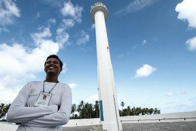 Reforma de forte muda vidas e dá uma nova cara ao turismo