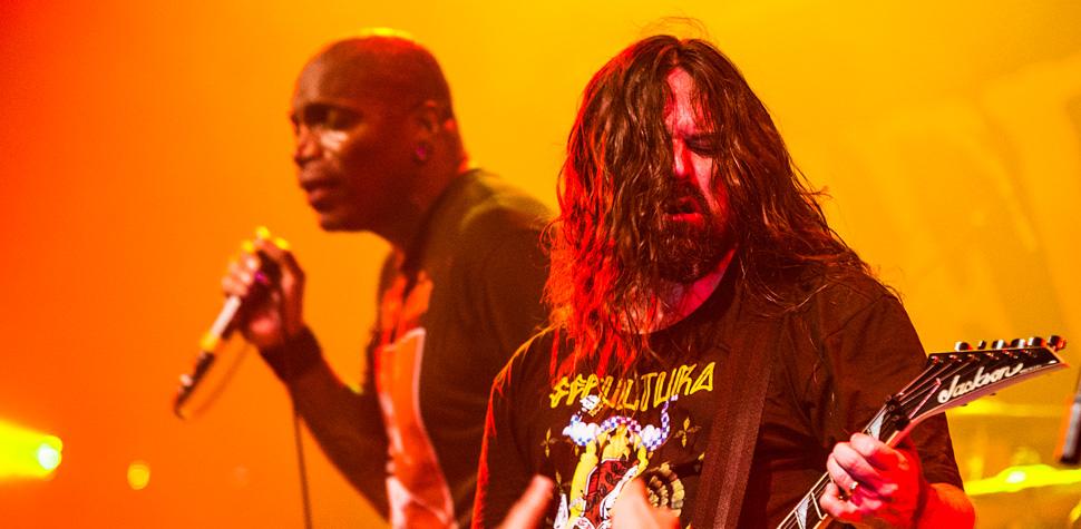 Pol�mica turn� de Sepultura e Lob�o vir� ao Recife (Fernando Pires/Divulga��o)