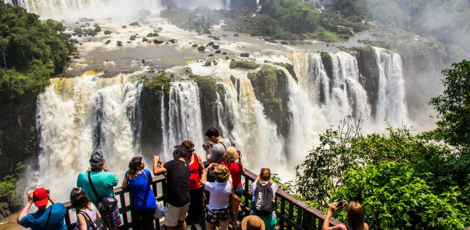 Foz do Iguaçu, um espetáculo de natureza (Tiago Caramuru/Divulgação)