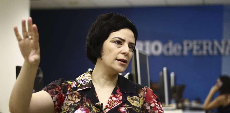 Fernanda Takai fala sobre o novo disco e carreira de escritora (Paulo Paiva/DP/D.A Press)