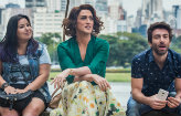 Bilheteria de filmes nacionais cai mais de 40% (Zé Paulo Cardeal/TV Globo e Alana Andrade/Divulgação)