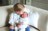 Os detalhes do batizado da Princesa Charlotte  (Duchess of Cambridge/Kensington Palace/AFP/Arquivos)