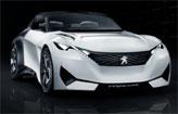 Divulgadas mais imagens do Peugeot Fractal (Pegeut/Divulga��o)