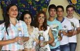 Jovens do Agreste d�o primeiros passos (Paulo Paiva/DP/D.A Press)