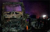 Explos�o em �nibus mata 11 na Tun�sia (Reprodu��o/Tunis Tribune)