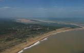 Marinha monitora lama no litoral (Fred Loureiro/Secom ES)