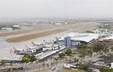 Aeroporto � o favorito para receber o Hub (Paulo Paiva/DP/D.A Press)
