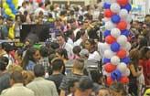 Shoppings abrem mais cedo na sexta-feira (Paulo Pinto/ Fotos P�blicas)