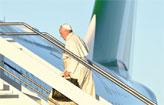Francisco visita a �frica pela 1� vez (Frederick Florin/Arquivos/AFP Photo)