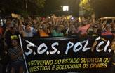 Policiais civis deflagram estado de greve  (Pol�cia Civil/Divulga��o)