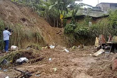Chuvas provocam três mortes na RMR (Glynner Brandão/DP/D.A Press)