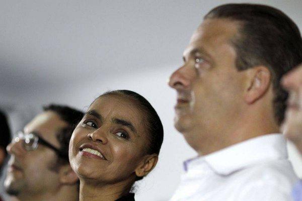 Marina e Eduardo juntos para 2014 (Correio Braziliense)