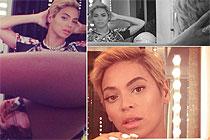 Para espanto dos fãs, cantora postou fotos do novo visual curtinho  no Instagram (Instagram/Divulgação)