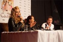 Em entrevista, a cantora respondeu a perguntas, inclusive polêmicas, e adiantou detalhes sobre o novo CD (Caio Pifer/Divulgação)
